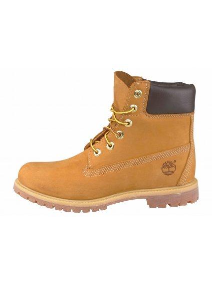 TIMBERLAND kožené kotníčkové boty