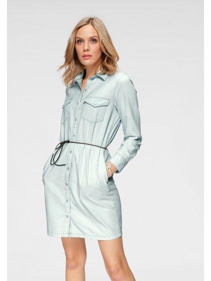 LEVI'S riflové šaty