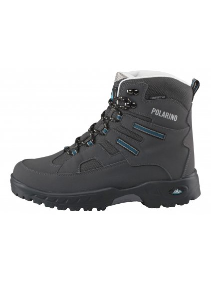 POLARINO »Flake« zimní kotníčkové boty