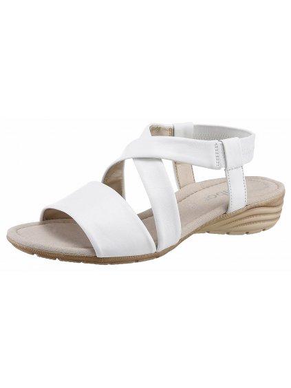 GABOR kožené sandály
