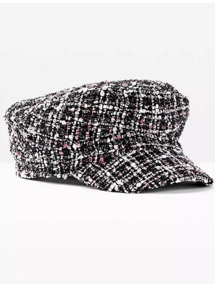 BONPRIX žinylková čepice s kšiltem